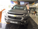Mua ban o to Chevrolet Colorado LTZ  - 2014